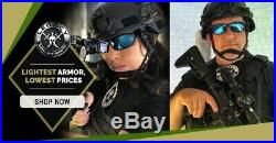 Legacy Safety Helmet Military Level IIIA MICH Ballistic Helmet Medium-Large