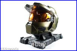 Legendary Halo 3 Limited Collector's Edition Master Chief Helmet and Stand