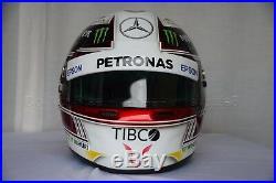 Lewis Hamilton 2018 Interlagos Brazilian Gp F1 Replica Helmet Full Size Casco