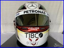Lewis Hamilton 2019 Silverstone Gp F1 Formula One Replica Helmet Full Size