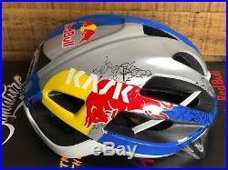 Limited Edition Helmet KASK Protone x RedBull (MTB, Road Cycling) -Size M/L -NEW
