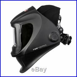Lincoln Viking 3250D FGS Welding Helmet K3540-3 Hood TIG MIG STICK Flip Up