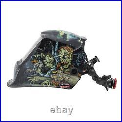 Lincoln Viking 3350 Zombie Welding Helmet K4158-4