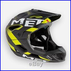 MET Parachute HES Full Face MTB Helmet
