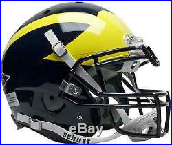 MICHIGAN WOLVERINES NCAA Schutt AiR XP Full Size AUTHENTIC Football Helmet