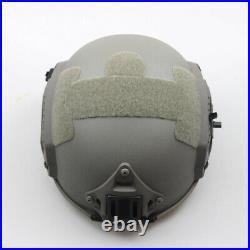 Maritime Ballistic IIIA Bullet Proof Helmet OPS Aramid Fiber L/XL FG Color