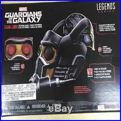 Marvel Legends Star Lord Electronic Helmet Guardians Galaxy Gift Mask Collection