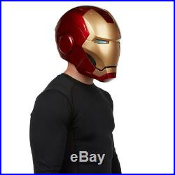 Marvel's Iron Man Helmet Authentic Replica One-Size Fits Most Endgame