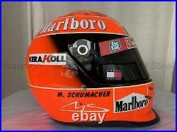 Michael Schumacher 2000 World Champion F1 Replica Helmet Full Size Helm Casque