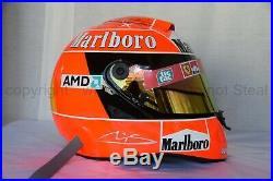 Michael Schumacher 2004 World Champion F1 Replica Helmet Full Size Helm Casque