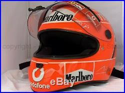 Michael Schumacher 2005 F1 Replica Helmet Full Size Helm Casque Casco