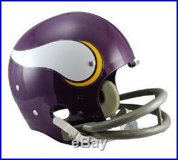 Minnesota Vikings 61-79 Tk Throwback Full Size Football Helmet