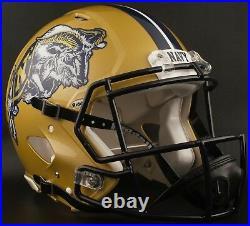 NAVY MIDSHIPMEN NCAA Riddell SPEED Full Size Replica Football Helmet