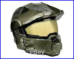 NECA Master Chief Motorcycle Helmet Large Brand New in Box