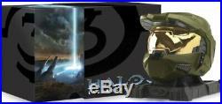 NEW Halo 3 Legendary Edition Master Chief Helmet & Game (Xbox 360, 2007) Sealed