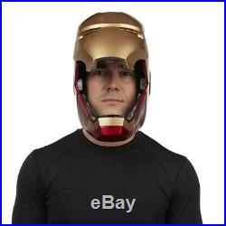 NEW Hasbro Marvel Legends Avengers Iron Man Electronic Helmet Prop Replica Gear