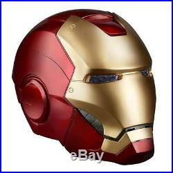 NEW Marvel Legends Iron Man Electronic Helmet Full 11 Scale Adult Prop IN STOCK
