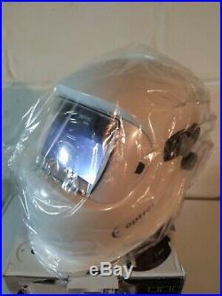 NEW Optrel e680 Auto Darkening Welding Helmet WHITE HOOD Miller speedglas