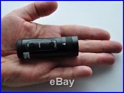 NEW Pro 1080P HD Mini Metal 170 Degree Water Firefighter Helmet Bullet Camera