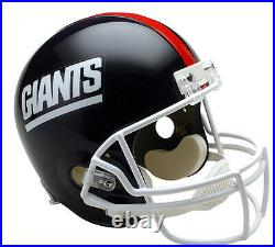 NEW YORK GIANTS 1981-1999 NFL Riddell FULL SIZE Replica Football Helmet