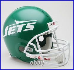 NEW YORK JETS 1978-1989 NFL Riddell FULL SIZE Replica Football Helmet