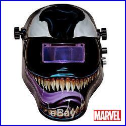 New Save Phace GEN Y Series EFP Welding Helmet Venom 180 degree 4/9-13 ADF Lens
