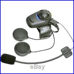 New Sena SMH5-FM Bluetooth Headset and Intercom Open-face Helmet Kit