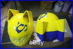 New motorcycle helmet DuRaRaRa! Cosplay Halloween Headless Ride Celty Sturluson