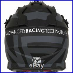 O'Neal Element Black motocross dirt bike gear Helmet Jersey Pants Gloves combo