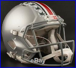 OHIO STATE BUCKEYES NCAA Riddell SPEED Full Size Replica Football Helmet