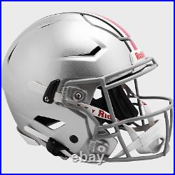 OHIO STATE BUCKEYES NCAA Riddell SpeedFlex Full Size Authentic Football Helmet