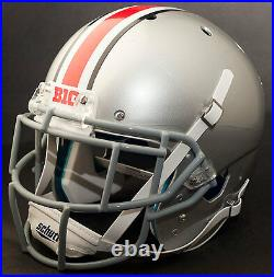 OHIO STATE BUCKEYES NCAA Schutt XP Full Size GAMEDAY Replica Football Helmet