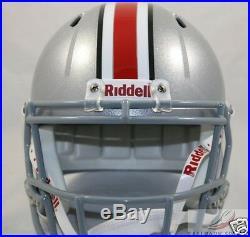 OHIO STATE BUCKEYES Riddell Full Size SPEED Replica Helmet