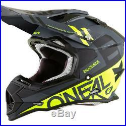 ONeal Element Attack motocross gear Jersey Pants Gloves Boots Helmet combo set