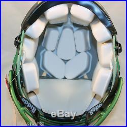 OREGON DUCKS (APPLE GREEN) Riddell Full-Size Speed Authentic Helmet