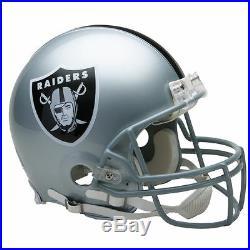 Oakland Raiders Riddell NFL Full Size Authentic Proline Football Helmet