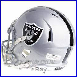 Oakland Raiders Riddell Speed NFL Full Size Replica Football Helmet