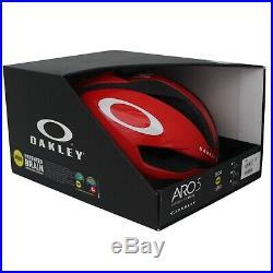 Oakley ARO 5 MIPS Bike Helmet Adult Size M Medium Katusha Alpecin Red Cycling