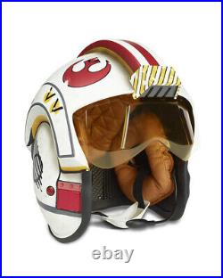 Official Star Wars Black Series Premium Electronic Luke Skywalker Helmet