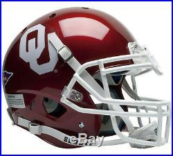Oklahoma Sooners Schutt Xp Authentic Football Helmet