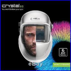 Optrel Crystal 2.0 Welding Helmet (1006.900)
