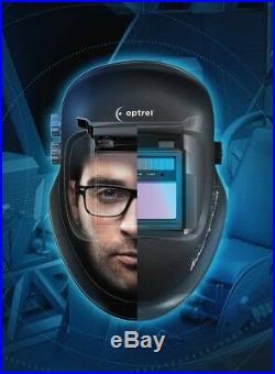 Optrel Liteflip Autopilot Auto-Darkening Welding Helmet 1006.700