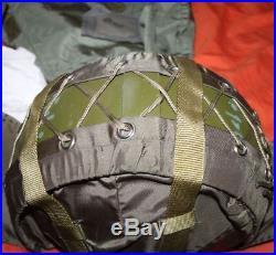 Original Russian SPETSNAZ TITANIUM BULLETPROOF Helmet SSSH-94 SFERA-S OMON FSB