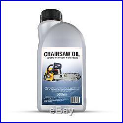 P1 62cc 20 Petrol Chainsaw + 2X ONE SHOT OIL+ 1X CHAIN OIL + CHAINSAW HELMET