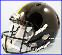 PITTSBURGH STEELERS Riddell Full Size SPEED Replica Helmet