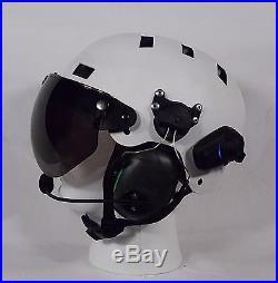 Paramotor Helmet SENA Bluetooth communication Equiped + PPG + Powered Paramotor