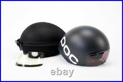 Poc Cerebel Bike Helmet Navy Black Medium