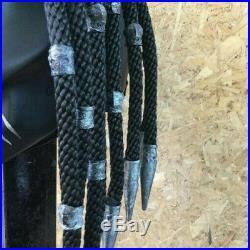 Predator Moto Bike Matt Black Helmet Safety Custom Hand Made ECE R22.05 Aprroved