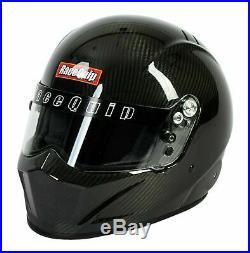 Racequip 92139029 Vesta15 Carbon Fiber Small Sa2015 Fullface Auto Racing Helmet