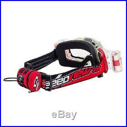 Redraven Speedview Electronic Roll Off Goggles MX/Motocross/Autograss/Brisca